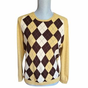 J. Crew Merino Wool & Cashmere Blend Sweater